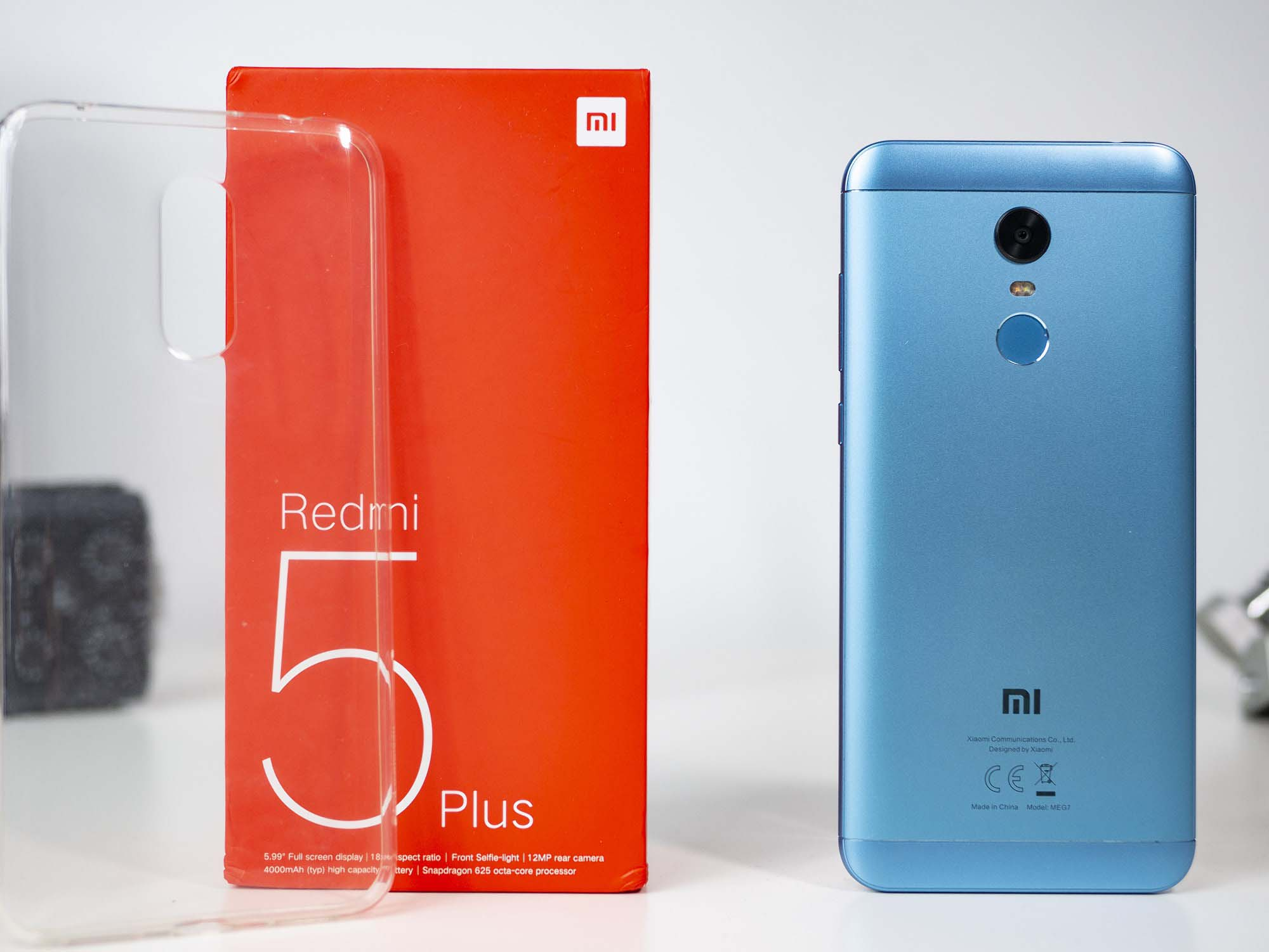 Xiaomi Redmi 5 Plus Wallpapers: Test Smartfonu Xiaomi Redmi 5 Plus