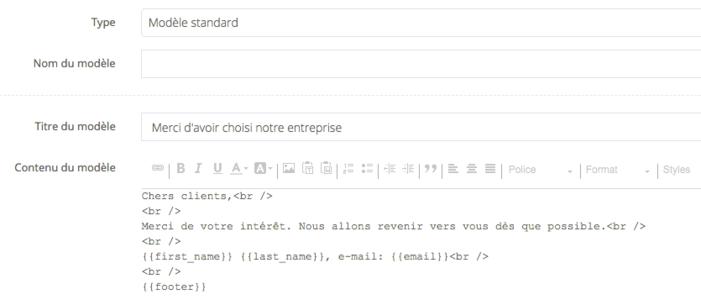 Editeur HTML + WYSIWYG