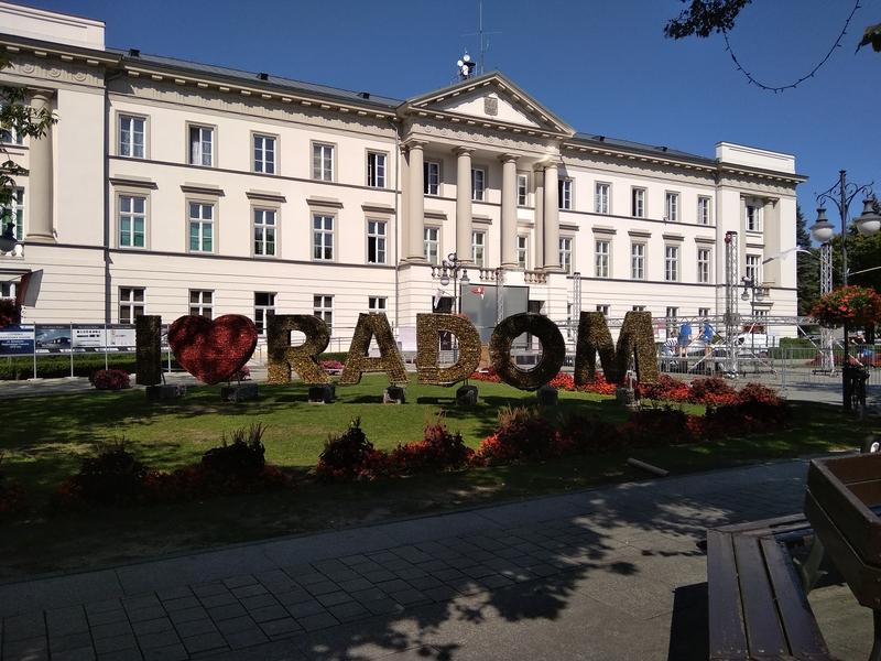 System do digitalizacji i archiwizacji dla Urzędu Miejskiego w Radomiu