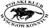 Na grafice znajduje się logo Polskiego Klubu Wyścigów Konnych.