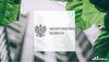 Na grafice przedstawione jest logo Ministerstwa Klimatu, klienta firmy Vavatech.