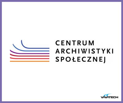 Logo Centrum Archiwistyki Społecznej