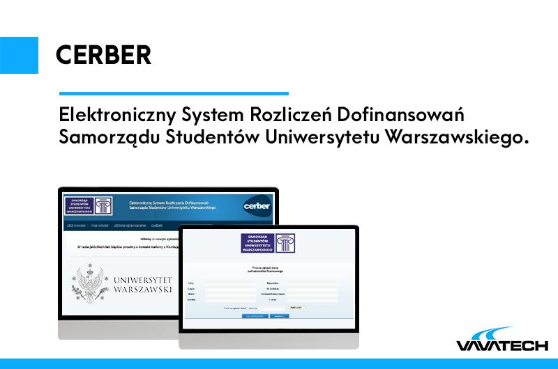 System służący do rozliczeń stworzony przez Vavatech dla Samorządu Studentów UW, przy użyciu technologii Java, Spring, Hibernate, JSF, PrimeFaces