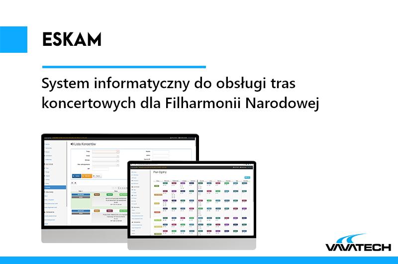 System pozwalający uzytkownikom na wygodne zarządzanie trasami koncertowymi, zamowiony przez Filharmonię Narodową i stworzony w JavaEE, JSF, Hibernate, Spring, MySQL, WildFly