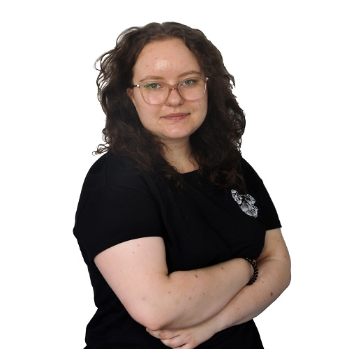 Gabriela Olszewska- Junior Java Developer w Vavatech