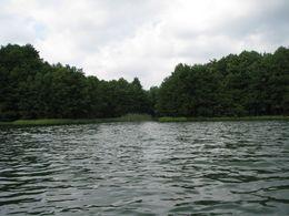 Jezioro Krąpsko Średnie