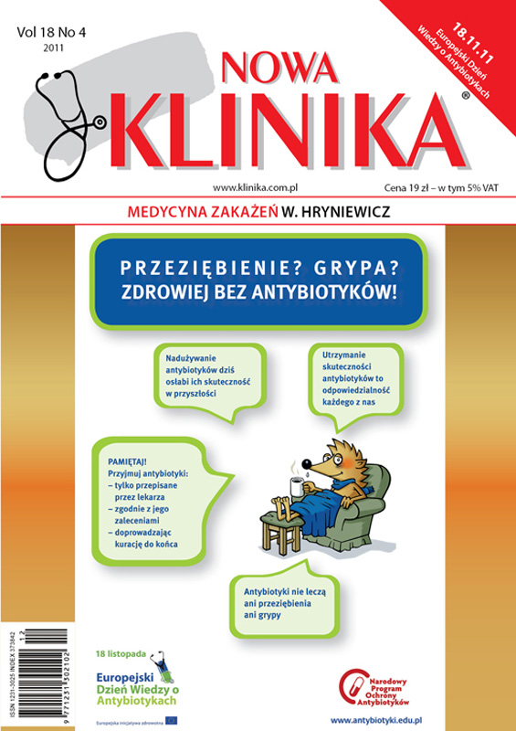 KN 2011/4 - Medycyna Zakażeń