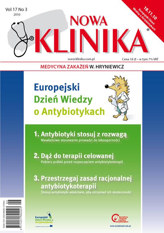 KN 2010/3 - Medycyna zakażeń