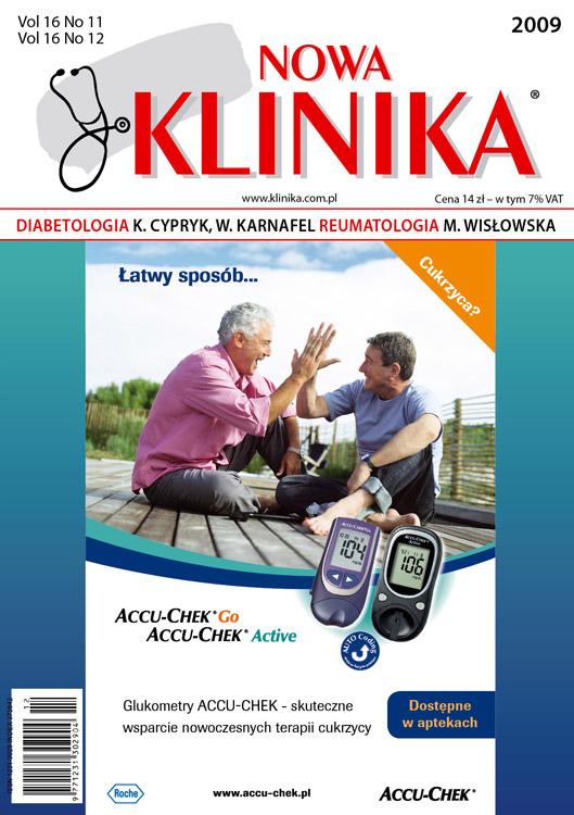 KN 2009/11-12 - Diabetologia / Reumatologia