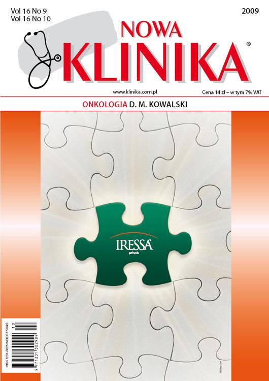KN 2009/9-10 - Onkologia