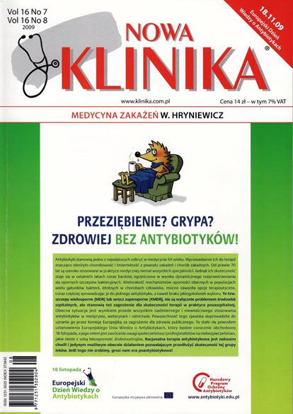KN 2009/7-8 - Medycyna zakażeń