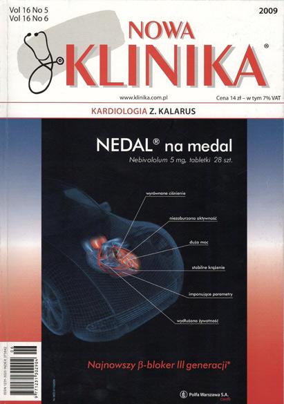 KN 2009/5-6 - Kardiologia