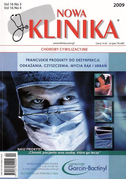 KN 2009/3-4 - Choroby Cywilizacyjne