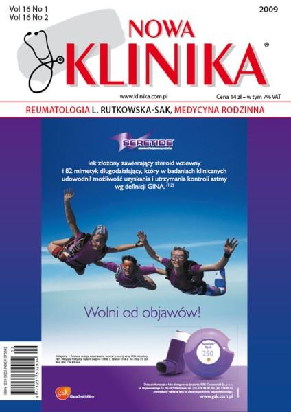 KN 2009/1-2 - Reumatologia / Medycyna Rodzinna