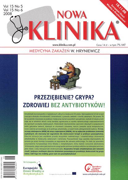 KN 2008/5-6 - Medycyna zakażeń