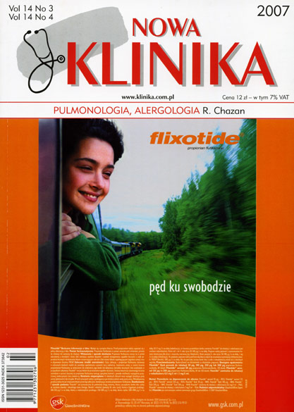 KN 2007/03-04 - Pulmonologia, Alergologia