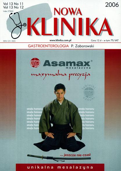 KN 2006/11-12 - Gastroenterologia