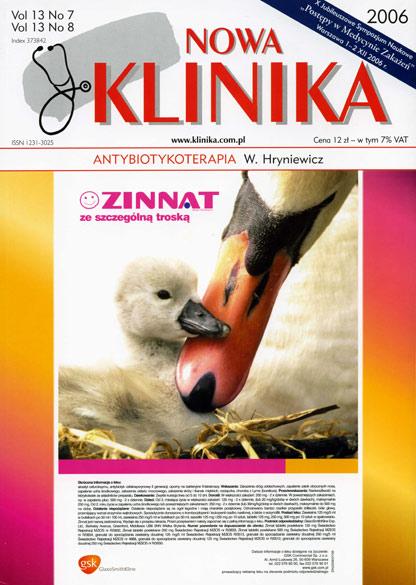 KN 2006/07-08 - Antybiotykoterapia