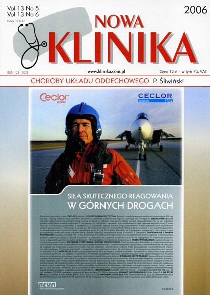 KN 2006/05-06 - Choroby układu oddechowego