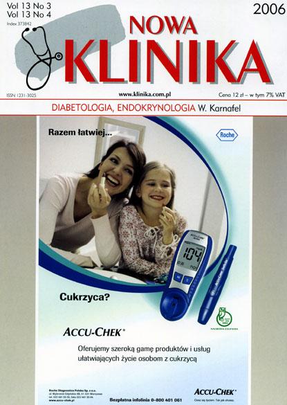 KN 2006/03-04 - Diabetologia, Endokrynologia