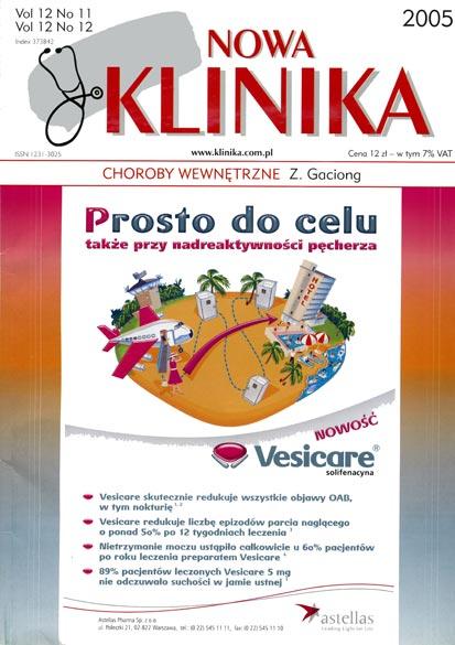 KN 2005/11-12 - Choroby wewnętrzne