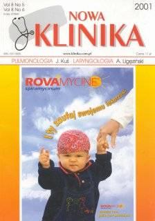 KN 2001/05-06 - Pulmonologia, Laryngologia
