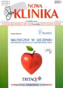 KN 2001/03-04 - Choroba niedokrwienna serca, Niewydolność krążenia