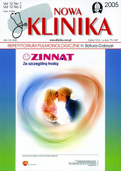 KN 2005/01-02 - Repetytorium Pulmonologiczne