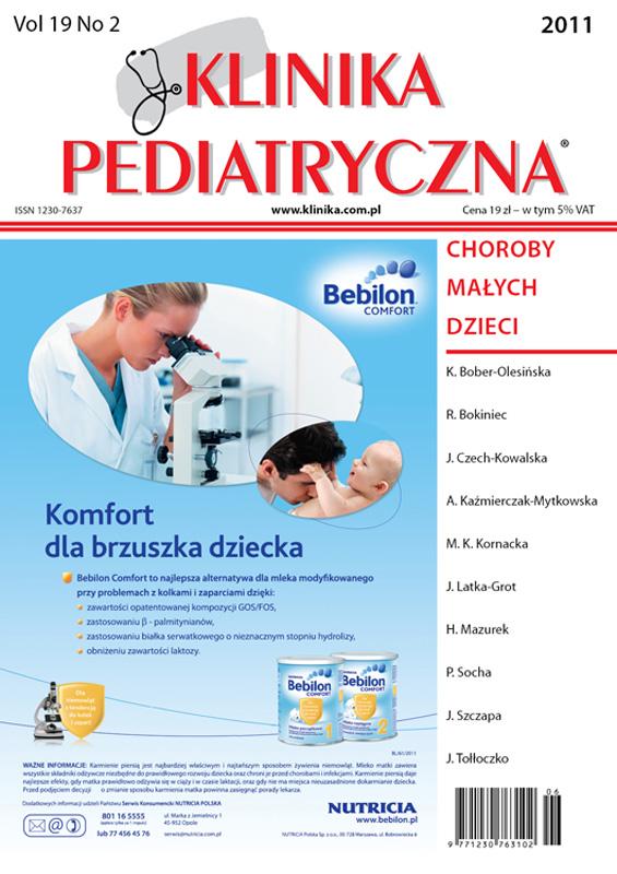 KP 2011/02 - Choroby małych dzieci