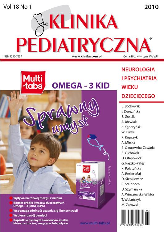 KP 2010/01 - Neurologia / Psychiatria