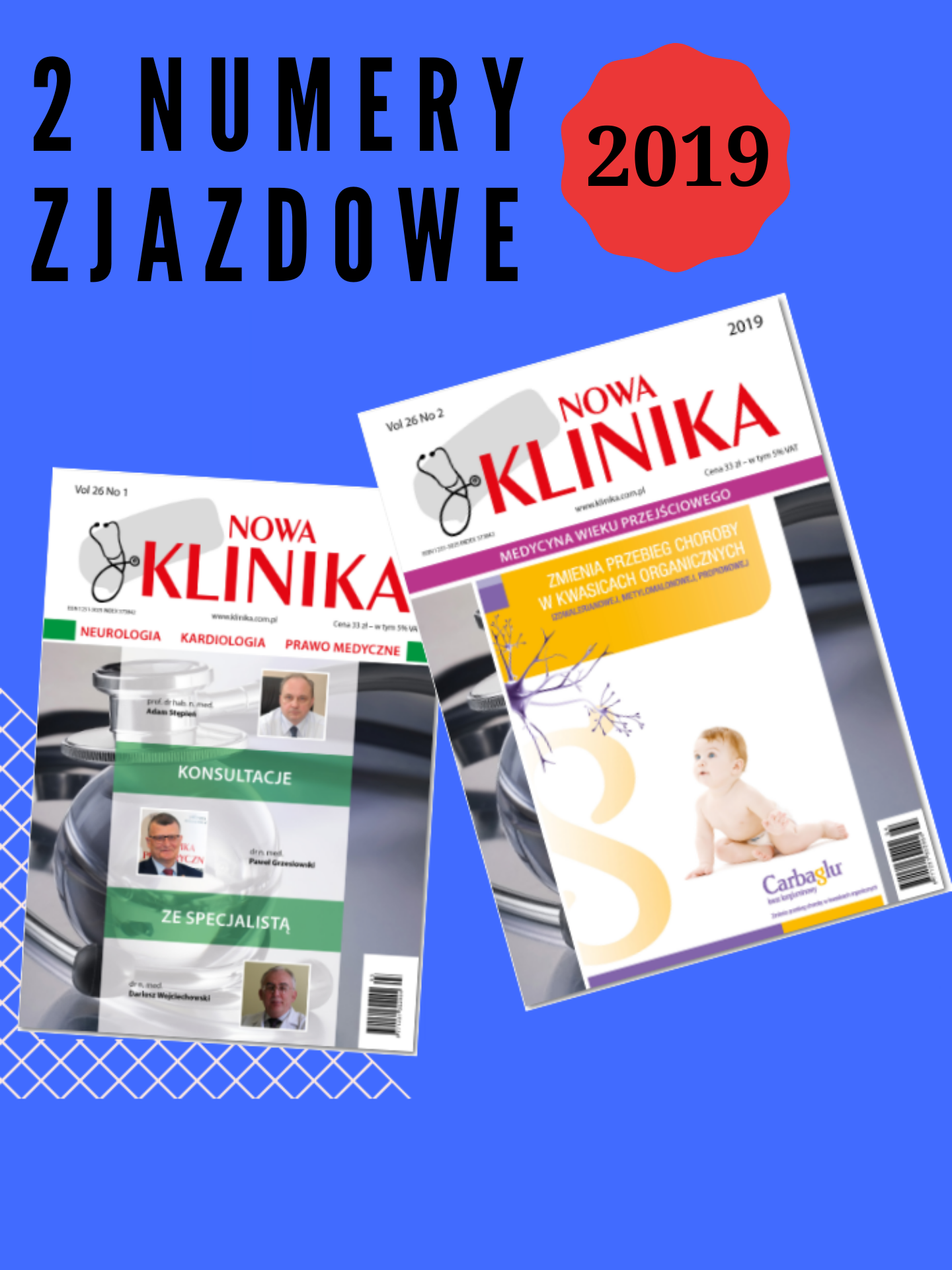 Podwójna dawka wiedzy - KN 1/2019 + 2/2019