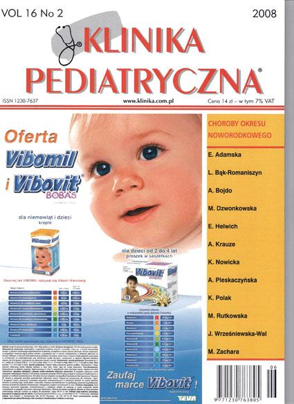 KP 2008/02 - Choroby okresu noworodkowego