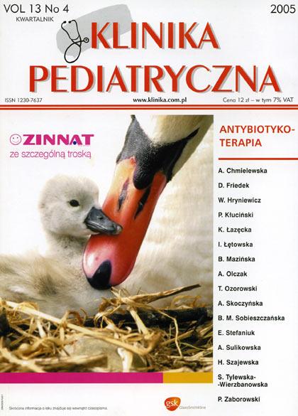 KP 2005/4 - Antybiotykoterapia
