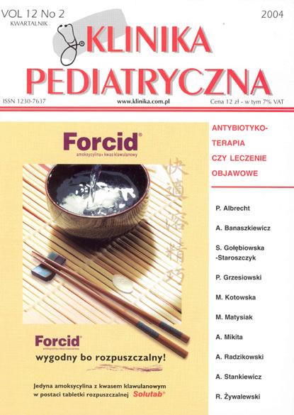 KP 2004/2 - Antybiotykoterapia? Czy leczenie objawowe