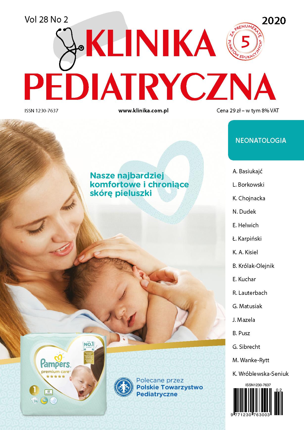 KP2/2020 Neonatologia