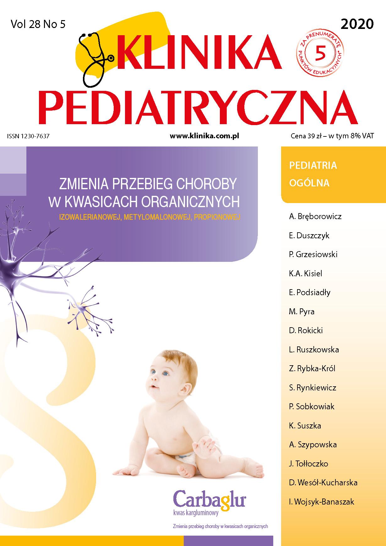 KP 5/2020 Pediatria Ogólna