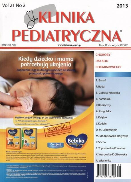 KP 2013/02 - Choroby układu pokarmowego