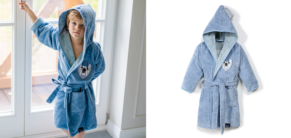 Bathrobe Bamboo Soft - Large