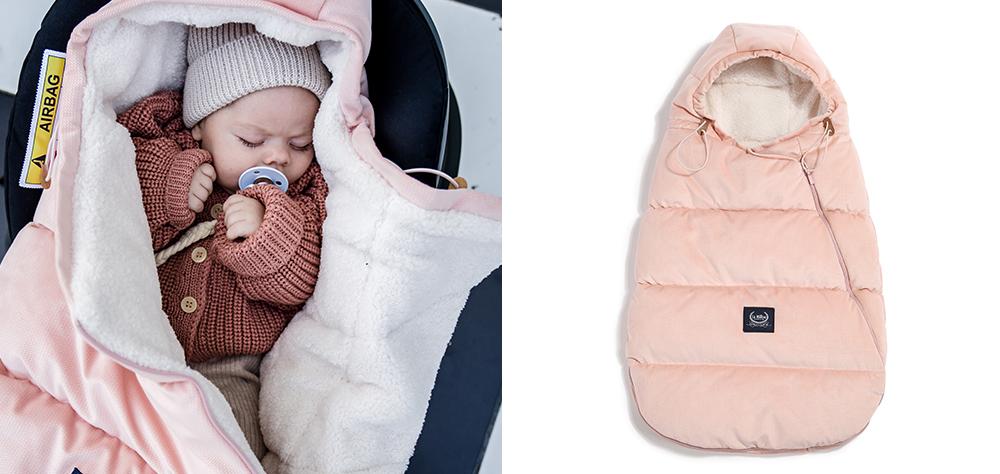 Śpiworki do wózka Baby