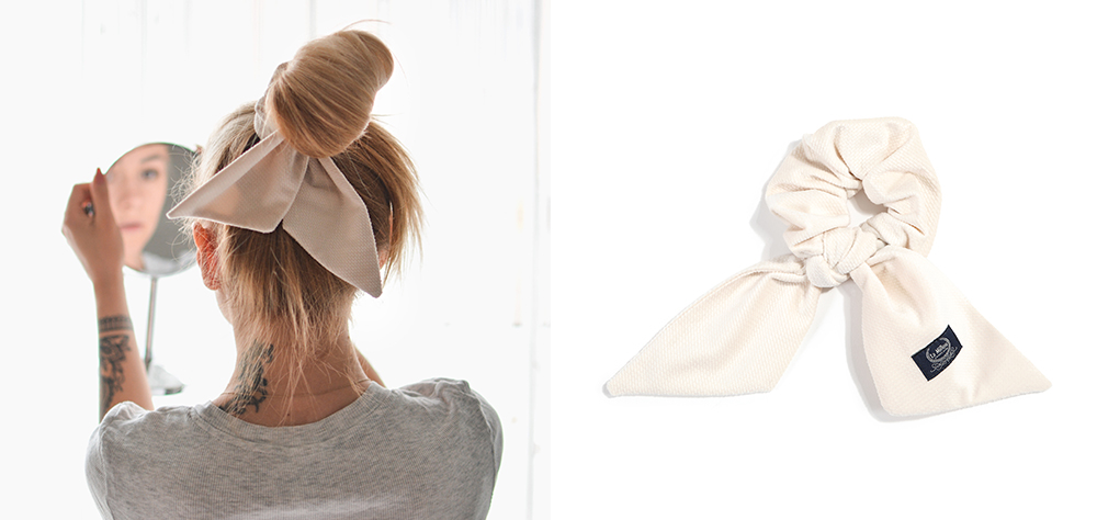 Ozdobna gumka do włosów