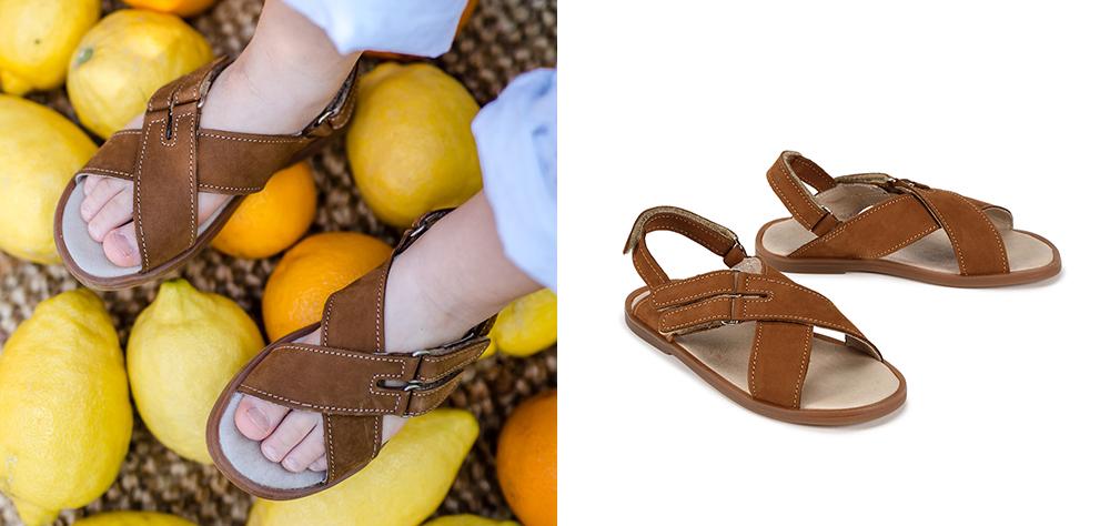Moonie's Roma Sandals