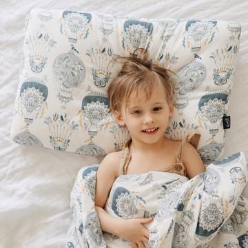 Poduszka do łóżeczka L - bamboo