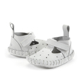 """MOCCASIN MOONIE'S FIRST """"S"""" - MOON GRAY"""