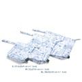 WATERPROOF TRAVEL BAG XL - ROUTE 66