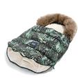 ASPEN WINTERPROOF STROLLER BAG COMBO - BOTANICAL & RAFAELLO