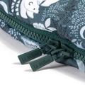 ASPEN WINTERPROOF STROLLER BAG COMBO - IT'S MAGIC & SMOKE MINT