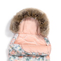 ASPEN WINTERPROOF STROLLER BAG UNI - BLOOMING BOUTIQUE & POWDER PINK