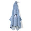 RĘCZNIK BAMBOO SOFT - KID - DUSTY BLUE - UNIVERSE OF UNICORN BLUE