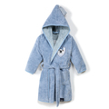 SZLAFROK BAMBOO SOFT - LARGE - DUSTY BLUE - COLLEGE CAMP