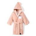 SZLAFROK BAMBOO SOFT - MEDIUM - BY WHATANNAWEARS - POWDER PINK - FLY ME TO THE MOON NUDE